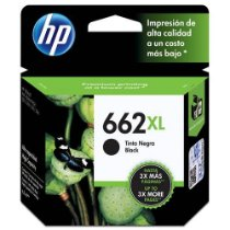 Cartucho HP 662 XL Preto