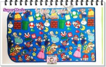 Porta Esteca de Amarrar - Super Mario