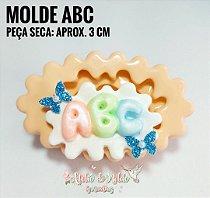 Molde ABC