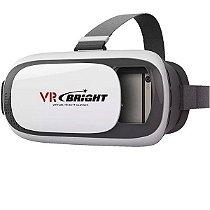 ÓCULOS 3D DE REALIDADE VIRTUAL PARA SMARTPHONE - BRIGHT
