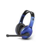 Fone de Ouvido com Microfone para PC  K800 Azul - Edifier