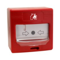 Acionador manual de alarme de incêndio - Convencional - GFE