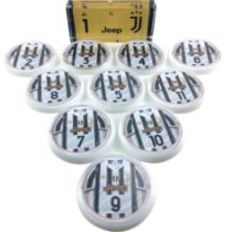 Acrílico Cristal 49mm - Juventus