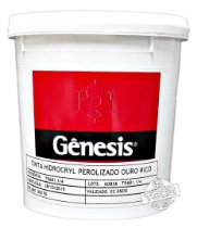 Tinta Hidrocryl Perolizado Gênesis
