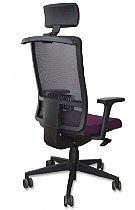 004- Cadeira Office Prsidente de Tela Mesh