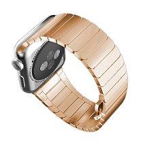 Pulseira KADES Aço inoxidável iWatch Band Link Bracelete Apple Watch 42mm