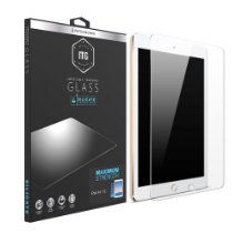 Película Patchworks® ITG SILICATE for Apple iPad Pro 9.7 / Air 1 /2 /12.9 - Impossible Tempered Glass Screen Protector, Made of Strongest Alumino-Silicate