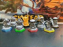 8 Bases para minions Skytear