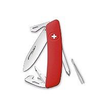 Canivete Suíço D04 Vermelho Swiza