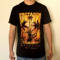 Camiseta Protagon Surfista