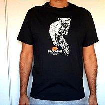 Camiseta Protagon Urso Bike