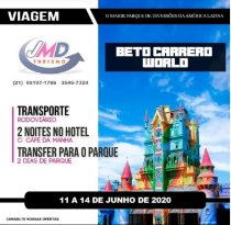 Beto Carrero World | Penha/SC