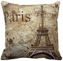Capa Almofada Paris - PA0032