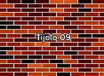 TIJOLO 09 - 0,50 X 2,60