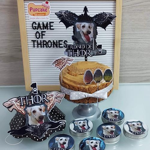 Petit Cãomite Game Of Thrones