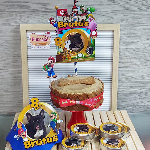 Petit Cãomite Super Mario Bros