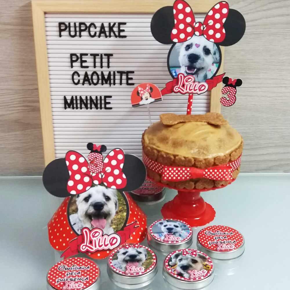 Petit Cãomite Minnie