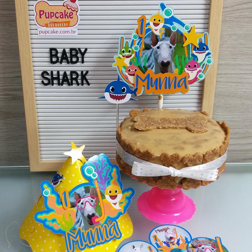 Petit Cãomite Baby Shark