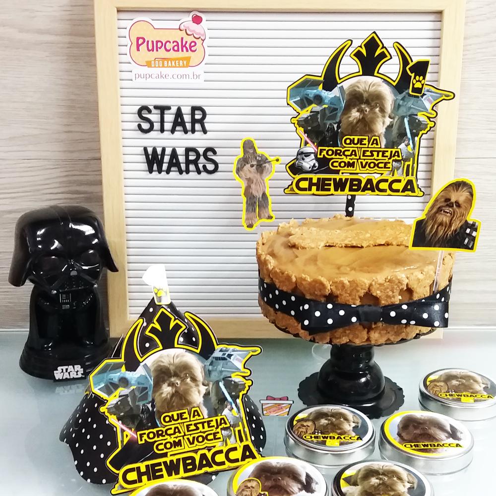 Petit Cãomite Star Wars