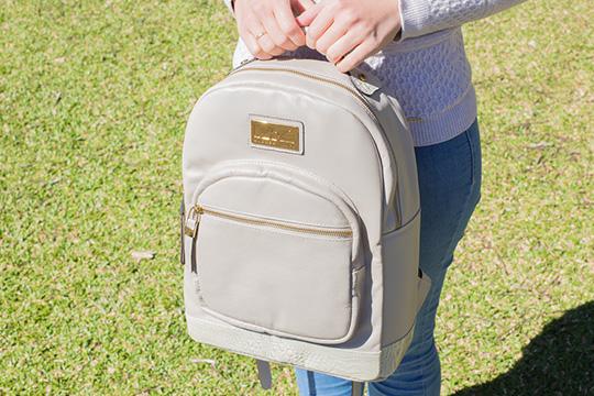mochila feminina mochila de couro