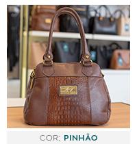 42e697774 Bolsa de couro legítimo Mônica preta - Enluaze | Bolsas e acessórios ...