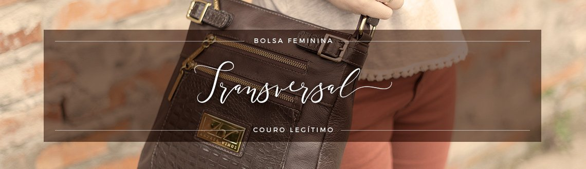 bolsa transversal feminina bolsa tiracolo