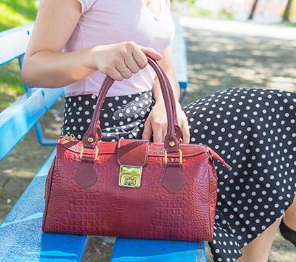 bolsa feminina bolsa de couro