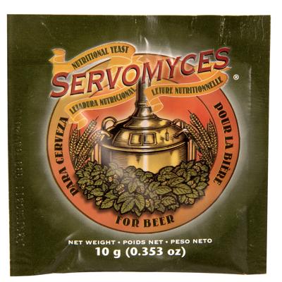 SERVOMYCES - NUTRIENTE PARA FERMENTO 10g