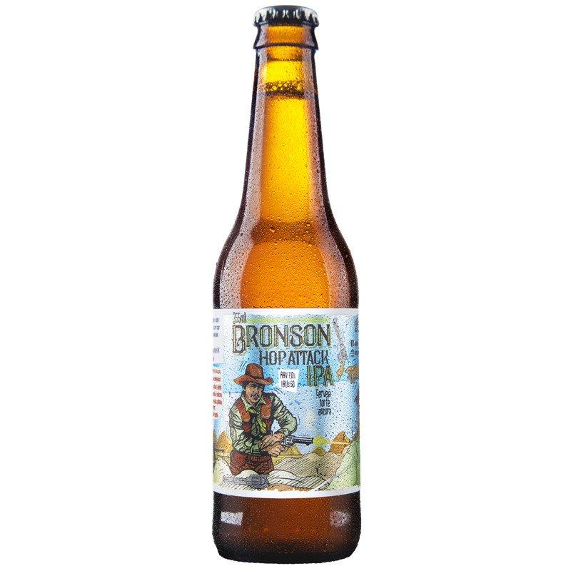Cerveja Artesanal Belgard Bronson IPA 355ml