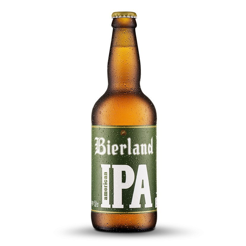 Cerveja Artesanal Bierland American IPA 500ml