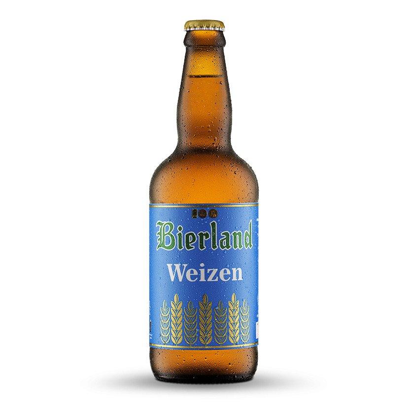 Cerveja Artesanal Bierland Weizen 500ml