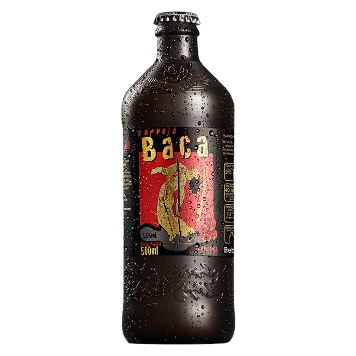 Cerveja Artesanal Coruja Baca Amber Lager