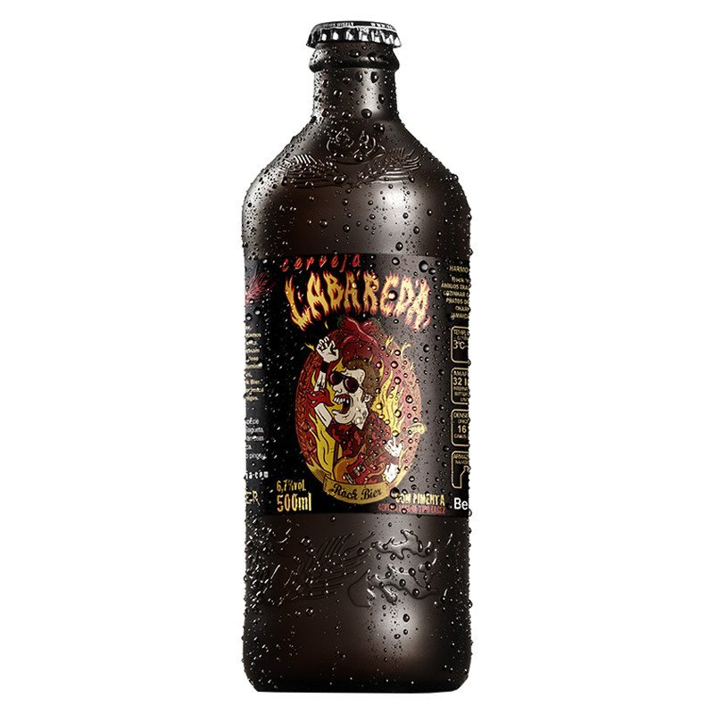 Cerveja Artesanal Labareda Kellerbier