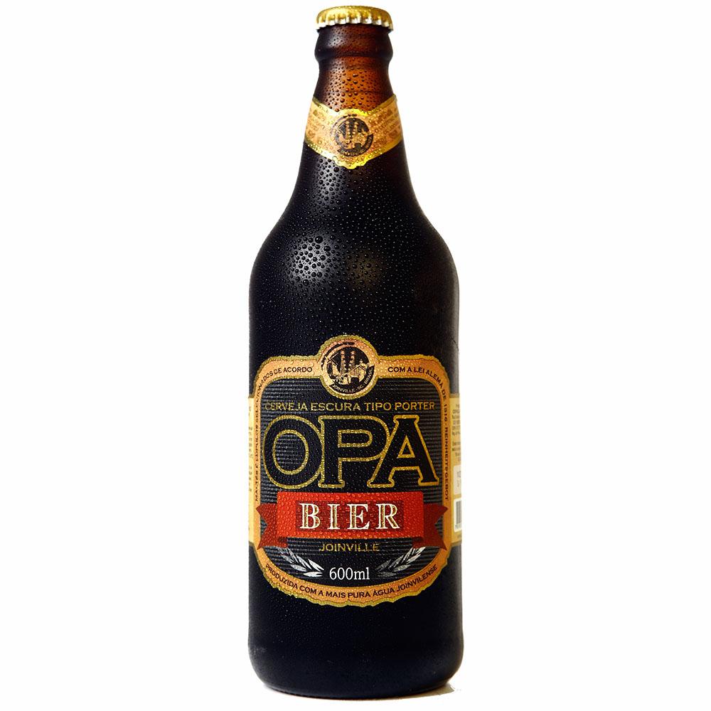 Cerveja Artesanal Opa Bier Porter 600ml