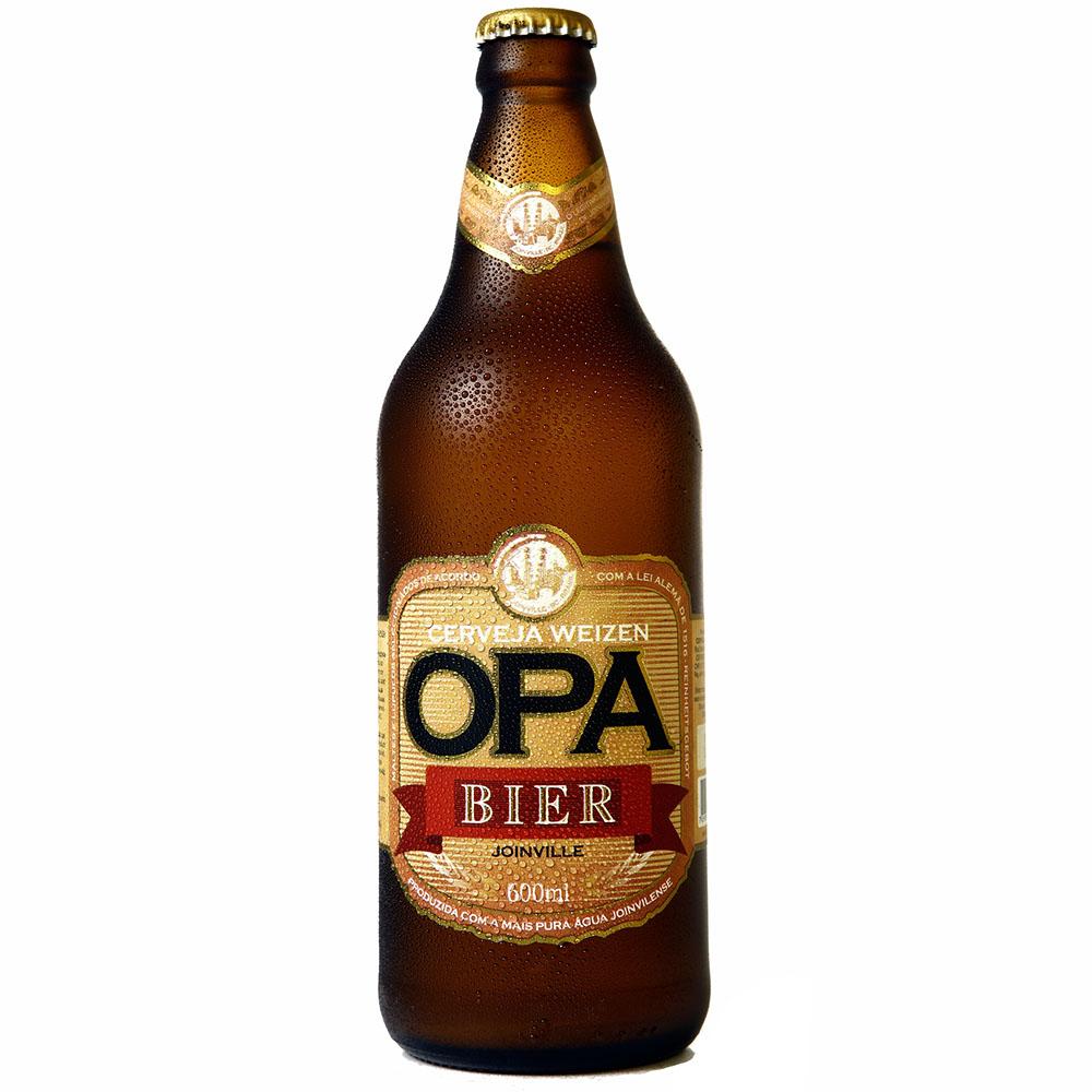 Cerveja Artesanal Opa Bier Weizen 600ml