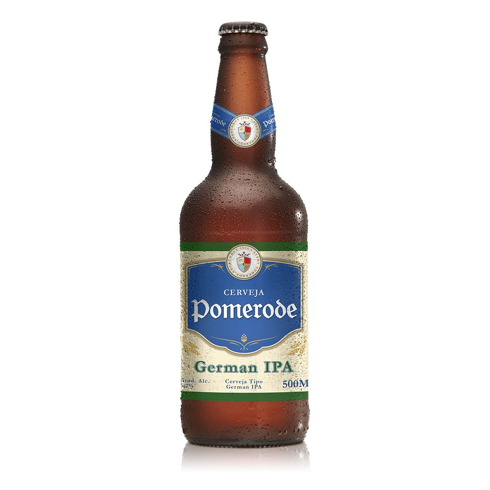 Cerveja Artesanal Pomerode German IPA