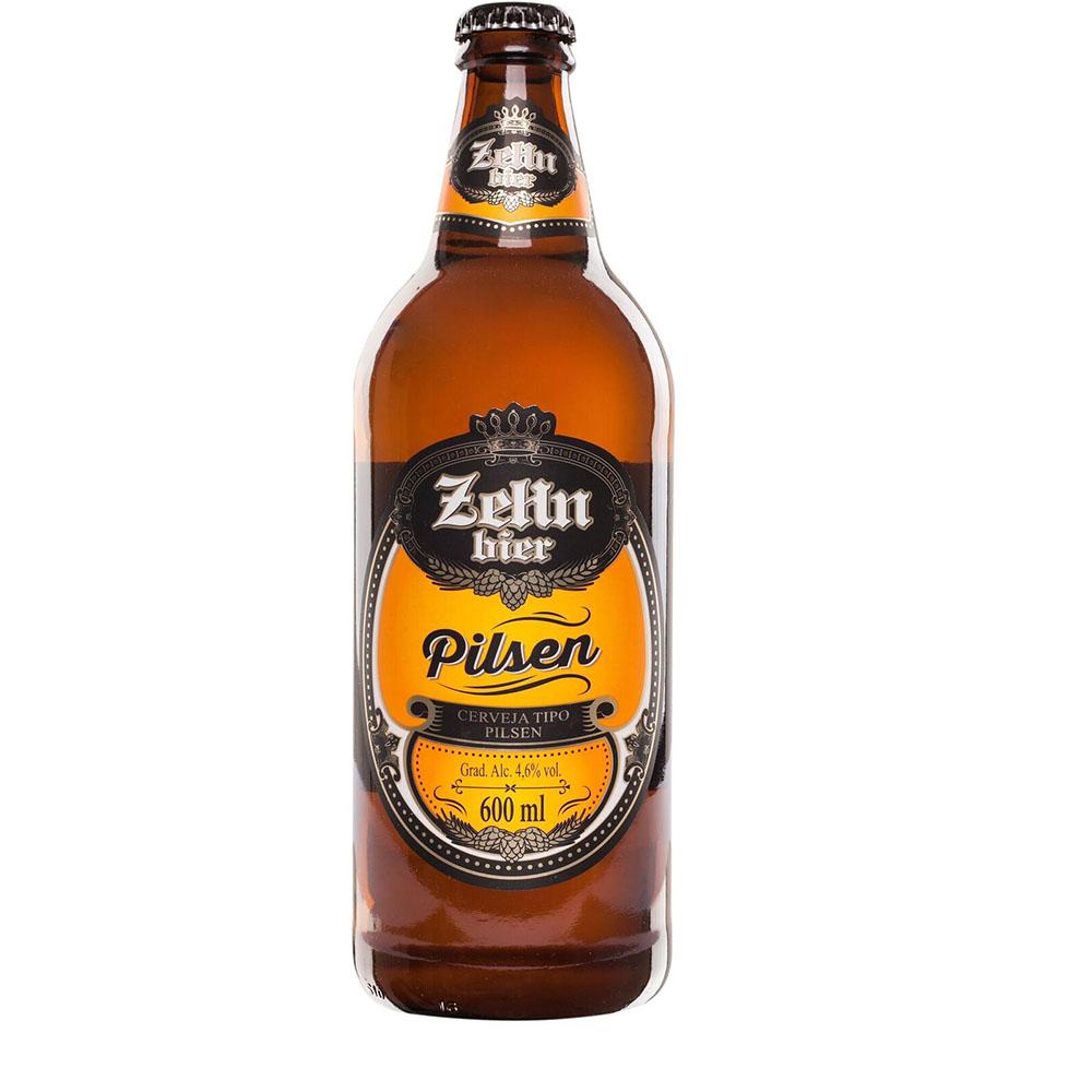 Cerveja Artesanal Zehn Bier - Pilsen 600ml