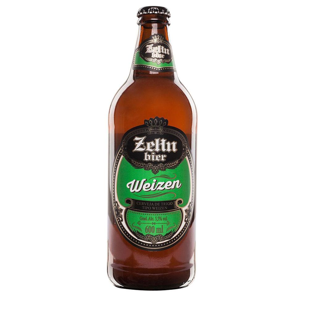 Cerveja Artesanal Zehn Bier Weizen 500ml
