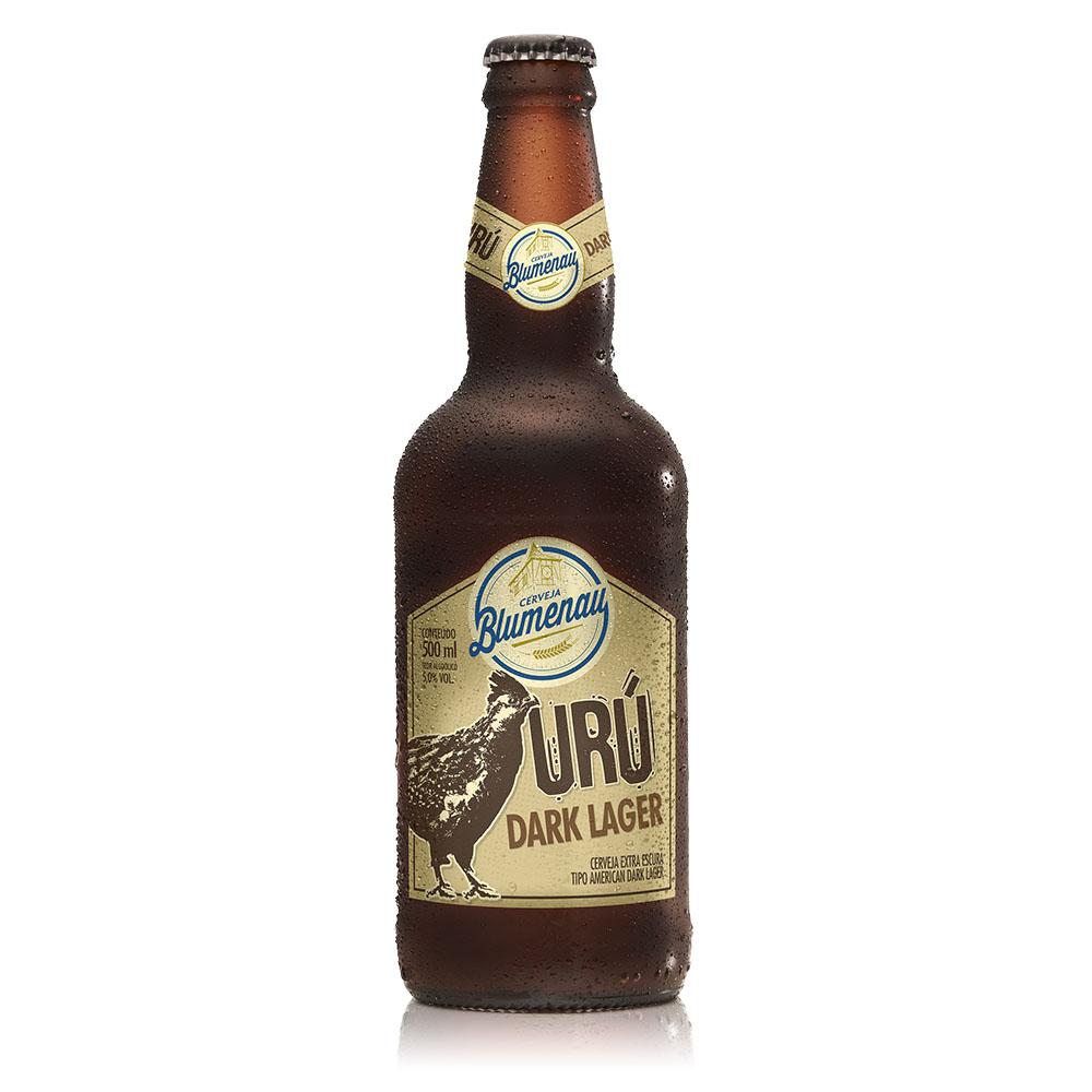 Cerveja Blumenau Uru Dark Lager 500ml