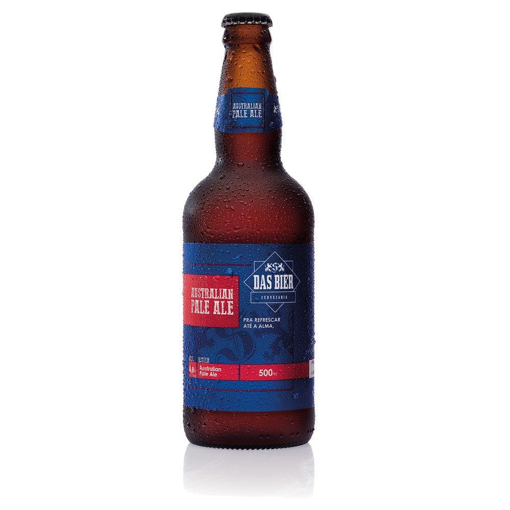 Cerveja Artesanal Das Bier Australian Pale Ale