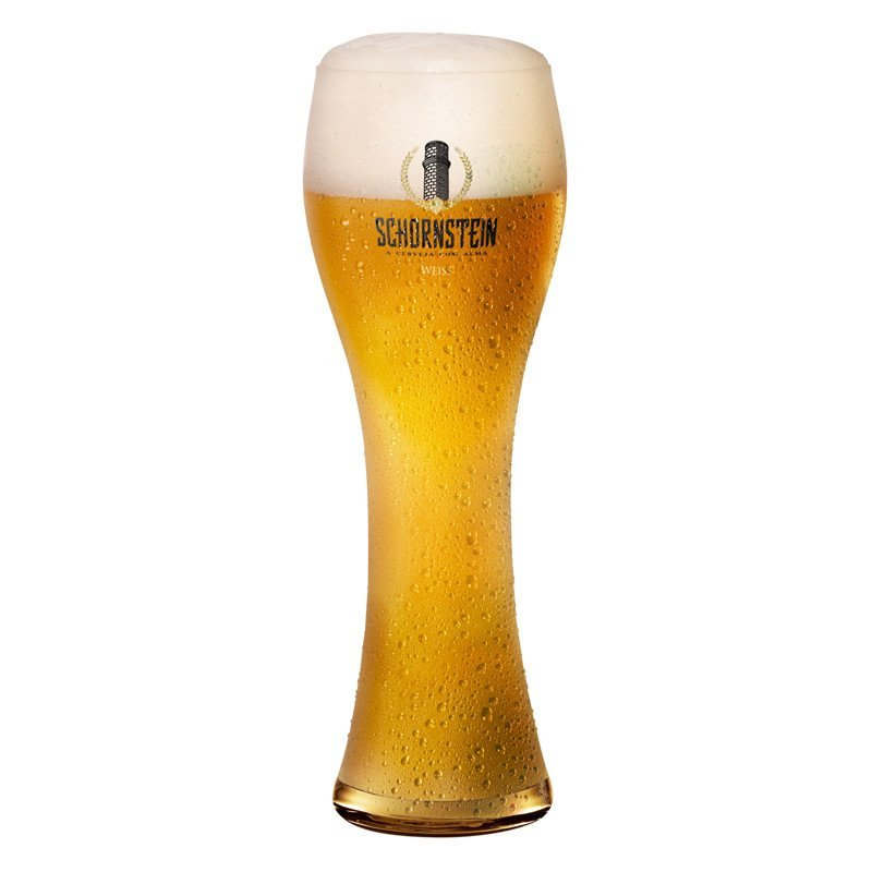 Copo de Cerveja Artesanal Schornstein Weiss 400ml
