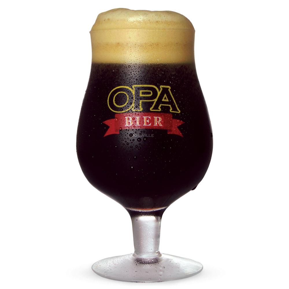 Copo de Cerveja Artesanal Opa Bier Porter 400ml