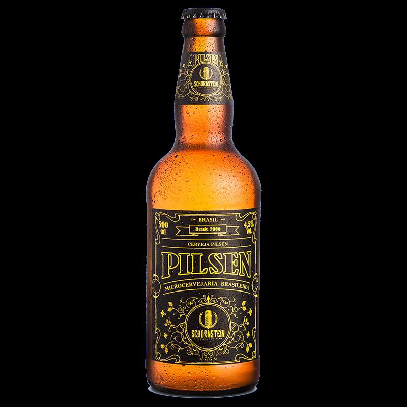 Cerveja Artesanal Schornstein Pilsen 500ml