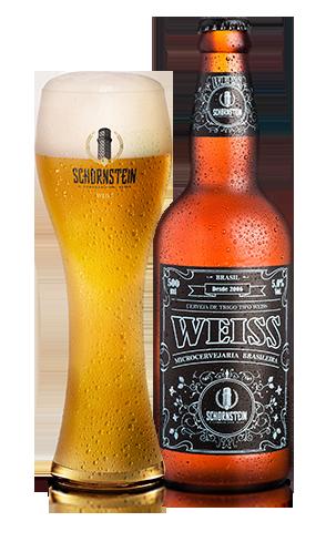 Cerveja Schornstein Weiss Trigo