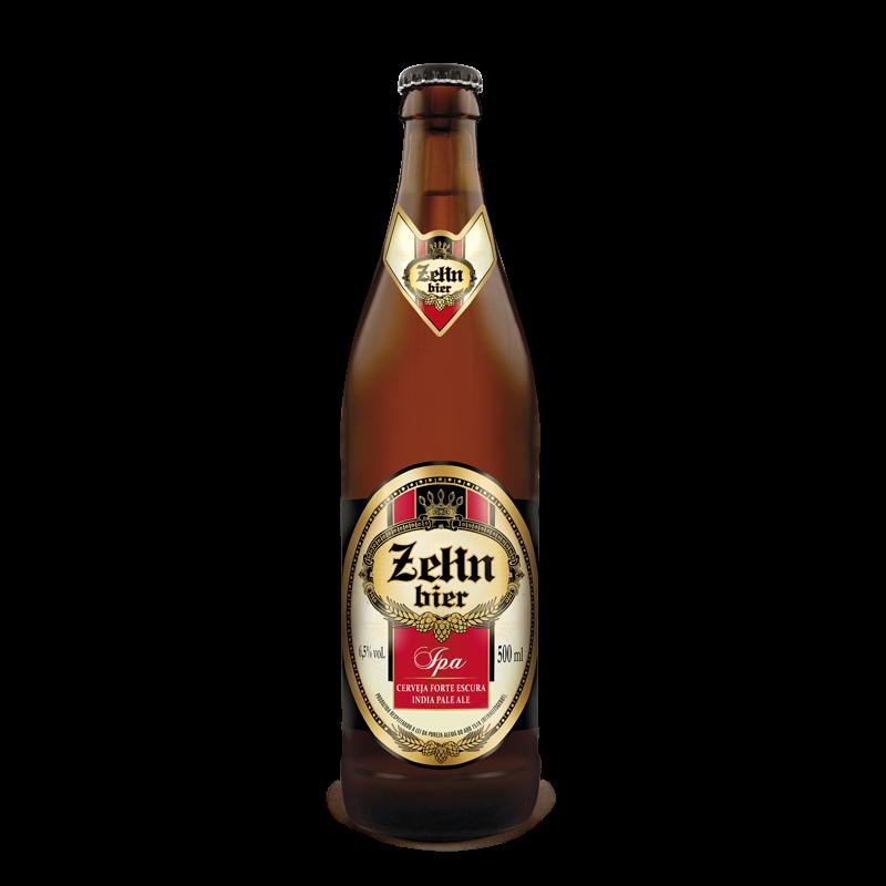 Cerveja Artesanal Zehn Bier Ipa 500ml