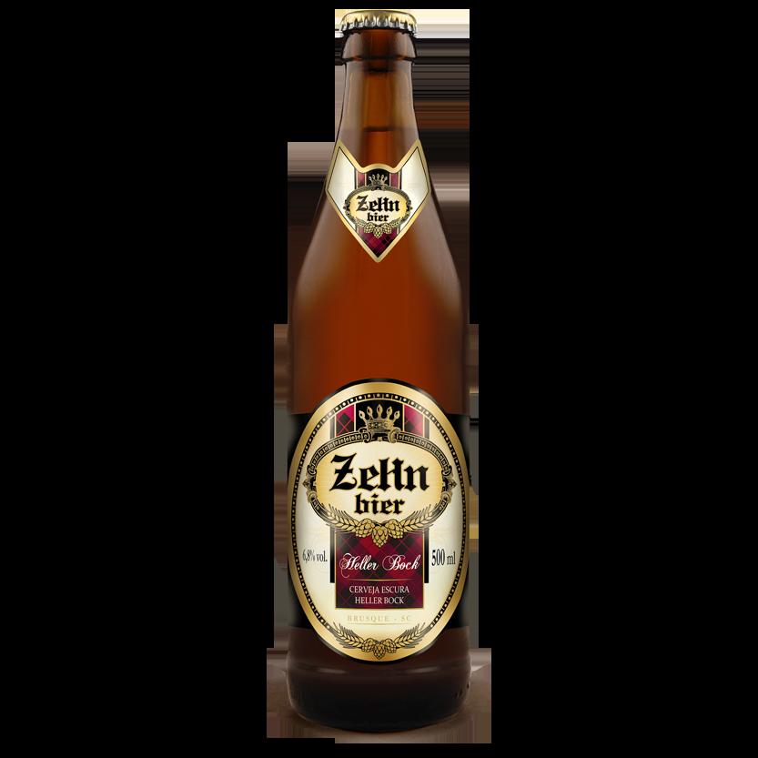 Cerveja Artesanal Zehn Bier Heller Bock 500ml