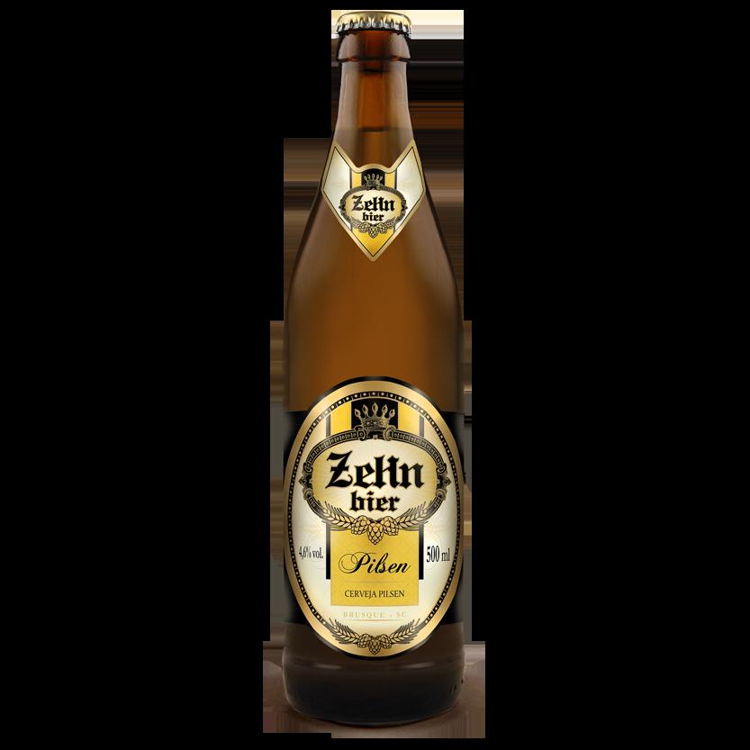 Cerveja Artesanal Zehn Bier - Pilsen 500ml