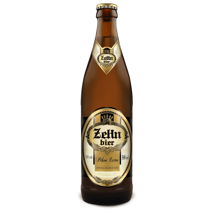 Cerveja Artesanal Zehn Bier - Pilsen Extra 500ml