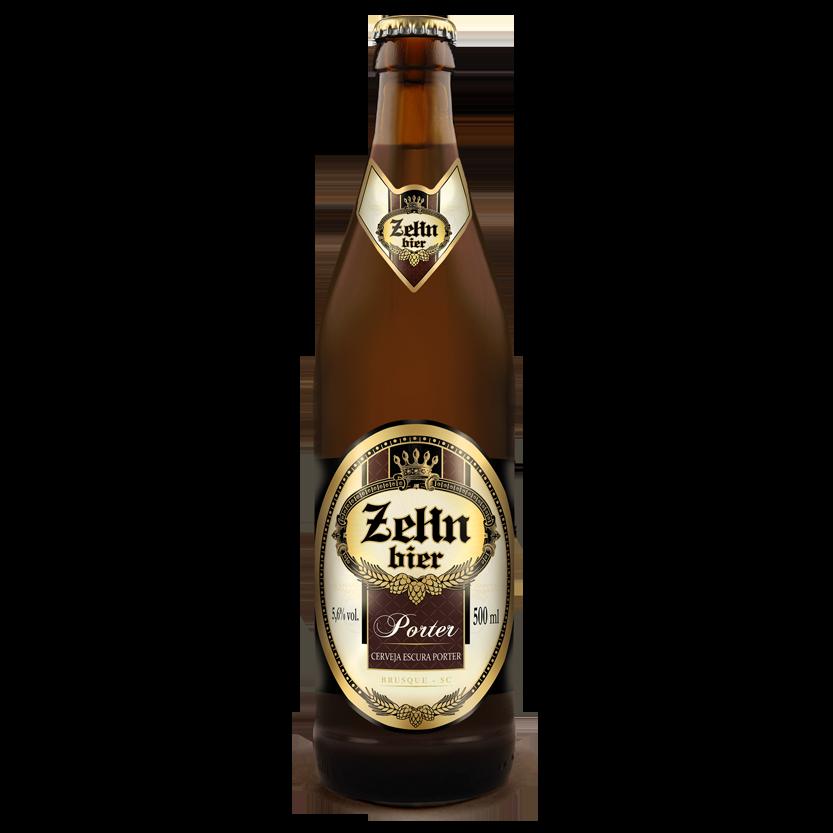 Cerveja Artesanal Zehn Bier Escura Porter