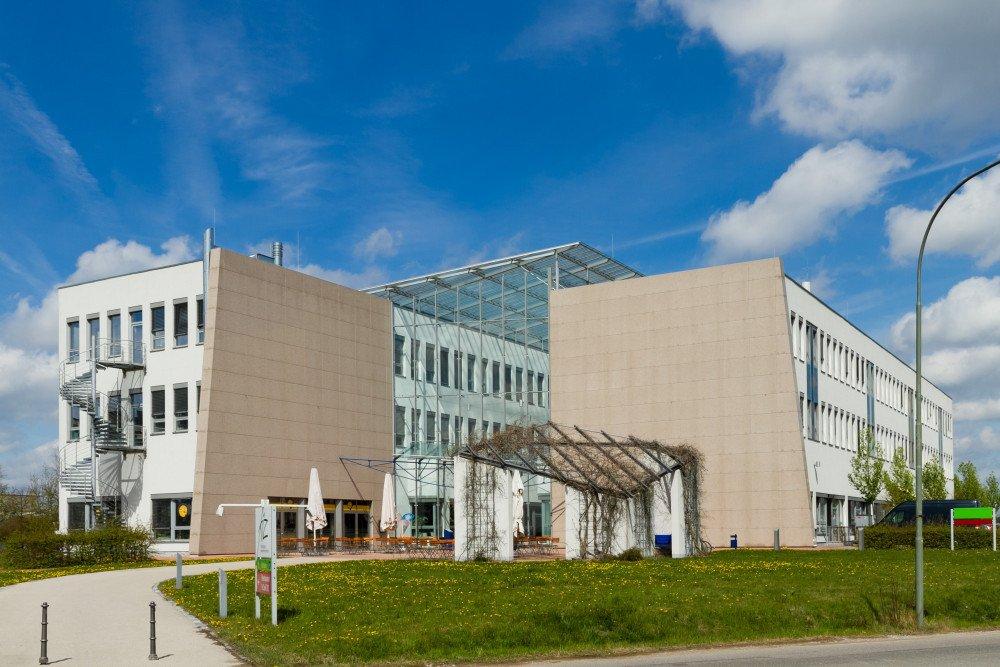 Sede administrativa da Pro-Aqua na Alemanha.